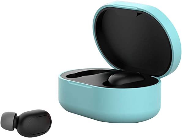 Reemplazo de Funda de Silicona de Silicona Caja Protectora Airdots versión Juvenil del Auricular de Bluetooth Tapa de protección: Amazon.es: Hogar