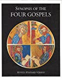 Synopsis of the Four Gospels, Revised Standard Version, American Bible Society, 1585169420