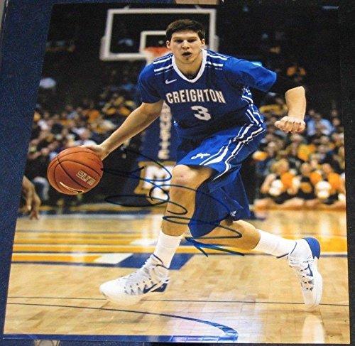 - Doug McDermott Creighton Blue Jays SIGNED 8x10 Photo COA Autographed Basketball - Autographed MLB Photos