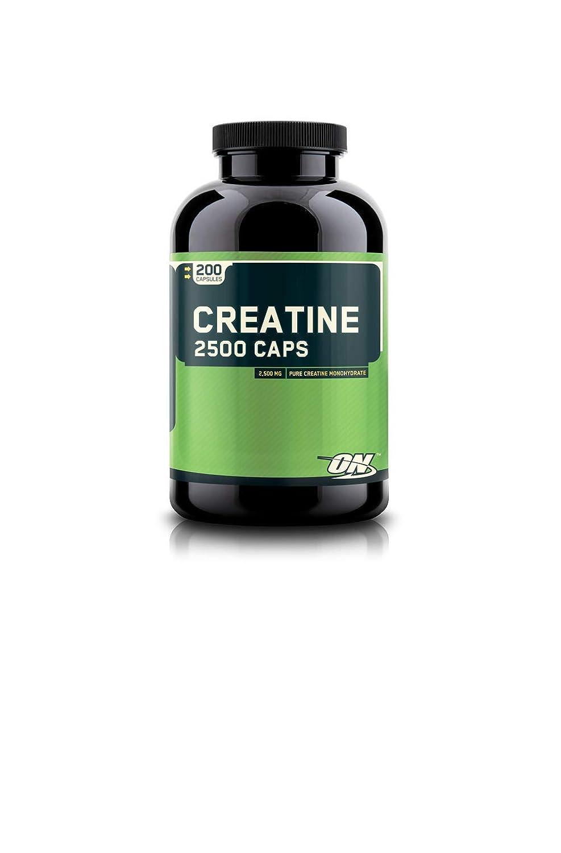 Amazon.com: OPTIMUM NUTRITION Micronized Creatine Monohydrate Capsules,  2500mg, 300 Capsules: Health & Personal Care