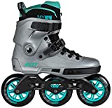Powerslide Next 110 Skates - Arctic Grey