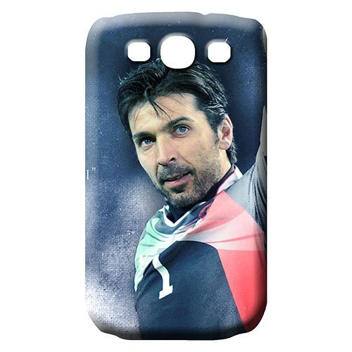 samsung galaxy s3 covers protection Hard Hot Style phone case skin The Irreplaceable Goalkeeper Of Juventus Gianluigi Buffon