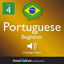 Learn Portuguese - Level 7: Intermediate Portuguese: Volume 1: Lessons 1-25 Speech by  Innovative Language Learning LLC Narrated by  PortuguesePod101.com