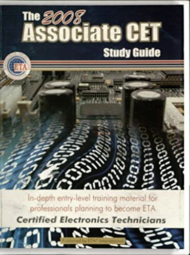 the associate cet study guide 2008 edition examination study guide rh amazon com
