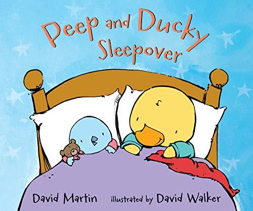Book Cover: Peep and Ducky Sleepover