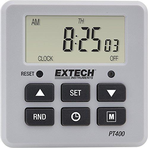 Extech PT400 Programmable Timer