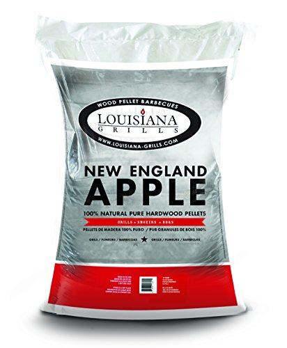 Louisiana grills new england apple pellets pound