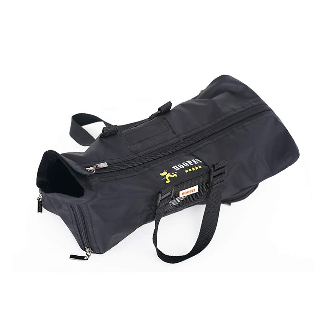 M BTPDIAN Cat bag anti-catch dog bag dog cat bag with backpack fixed bag pet multi-function care bag cat with Baoding bag (Size   M)
