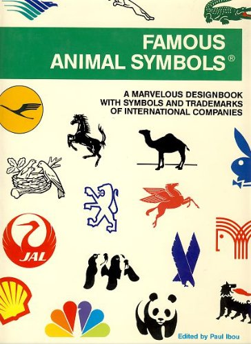 Famous Animal Symbols Paul Ibou 9789071614064 Amazon Books