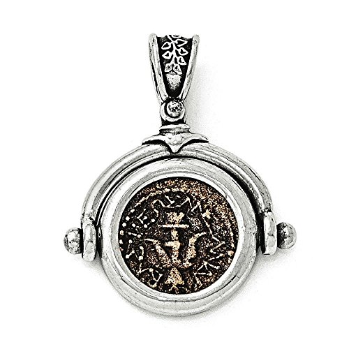 sterling-silver-and-bronze-antiqued-widows-mite-coin-pendant
