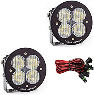 product image for Baja Designs XL-R Sport Pair UTV LED Light Wide Cornering Pattern