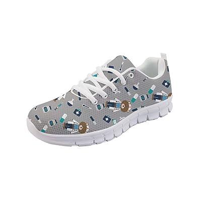 MODEGA Schuhe Damen bunt Coole Sneaker Jungen Schuhe mit