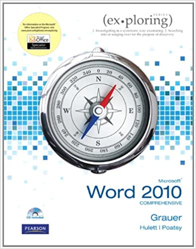 Exploring Microsoft Office Word 2010
