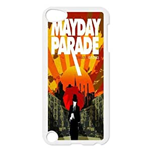Mayday Parade CUSTOM Phone Case for iPod Touch 5 LMc-80330 at LaiMc