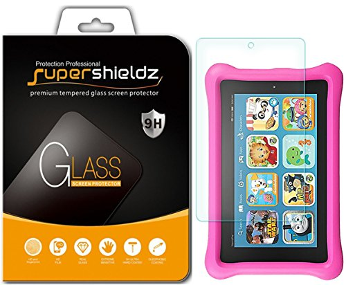 Edition Two Pack ([2-Pack] Supershieldz for All-New Fire 7 / Fire 7 Kids Edition Tablet 7