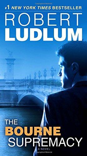 The Bourne Supremacy: Jason Bourne Book - Hong It Kong Shop