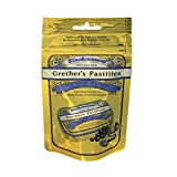 Grethers Blackcurrant Sugar Free Pastilles Travel/Refill Pouch