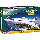 COBI Historical Collection Brooklands Museum G-BBDG Concorde Turbojet Plane
