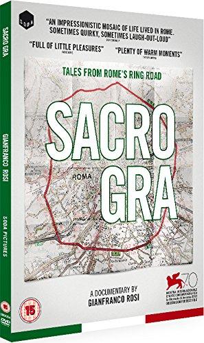 Sacro GRA [ NON-USA FORMAT, PAL, Reg.2 Import - United Kingdom ]