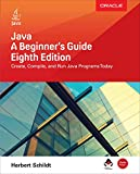 Java: A Beginner's Guide, Eighth Edition - cover