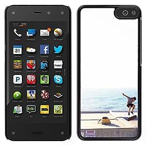 Dragon Case - FOR Amazon Fire Phone - not only about survival - Caja protectora de pl??stico duro de la cubierta Dise?¡Ào Slim Fit