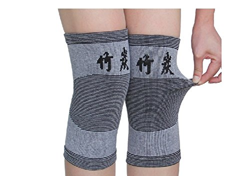 Charcoal Genouillere Leggings Slimming Protector