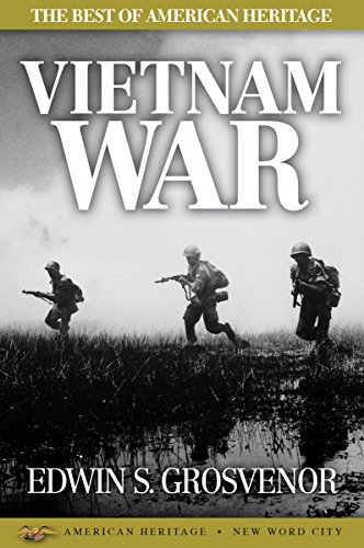 The Best of American Heritage: Vietnam War cover