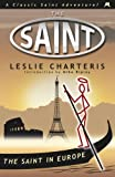 Front cover for the book The Saint in Europe by Leslie Charteris