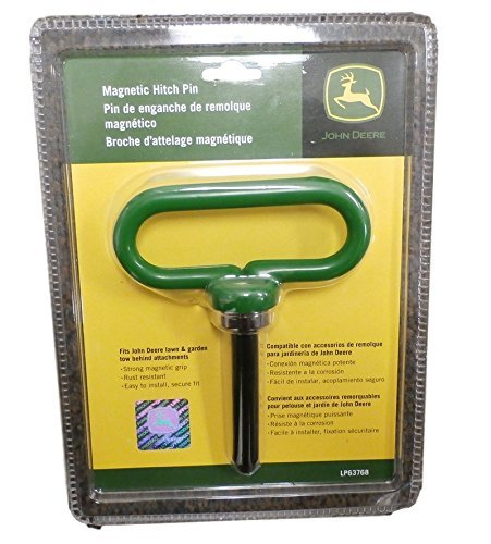 John Deere Accessories - John Deere Magnetic Hitch Pin LP63768