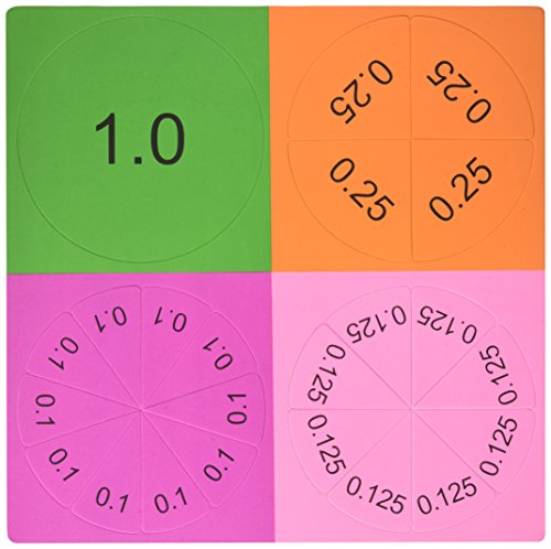 Didax Educational Resources Magnetic Decimal Tiles