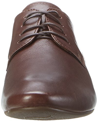 Think!!!!! Guad, Women's Derby Lace-up Brown (Espresso 41)
