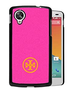 Fashionable And Unique Designed Case For Google Nexus 5 With Tory Burch 74 Black Phone Case