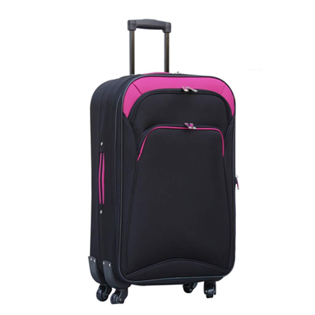 荷物ユニバーサルホイール女性スーツケースのパスワード28インチ20荷物男性バッグトロリーボックス24インチ (色 : A, サイズ さいず : 24inch) 24inch A B07HCWS3D1