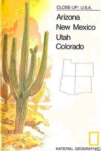 Arizona - New Mexico - Utah - Colorado (Close-Up: U.S.A.)