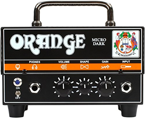 Orange Micro Dark Terror 20 Watt Tube Preamp/ Solid State Hybrid Amp Head ()