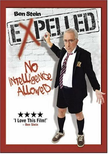 Expelled: No Intelligence Allowed [Blu-ray]
