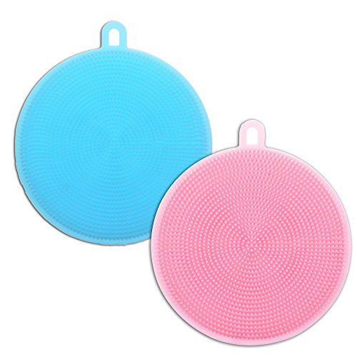 COSMOS Silicone Scrubber Washing Vegetable