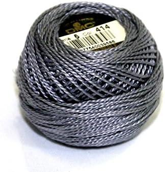 Bundle #100 DMC Perle Cotton size 5