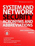 System and Network Security Acronyms and Abbreviations, U. S. Department U.S. Department of Commerce, 1495979512
