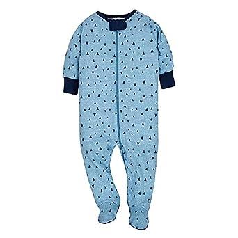 Onesies Pant and Cap GERBER Baby Boys 4-Piece Sleep N Play