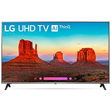 LG Electronics 65UK7700PUD 65 4K Ultra HD Smart LED TV (2018 Model)