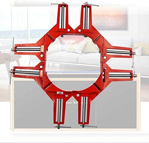 LIJIAN 多機能90度機能クランプ木製クリップグッドアングルコーナーフレームクリップツール