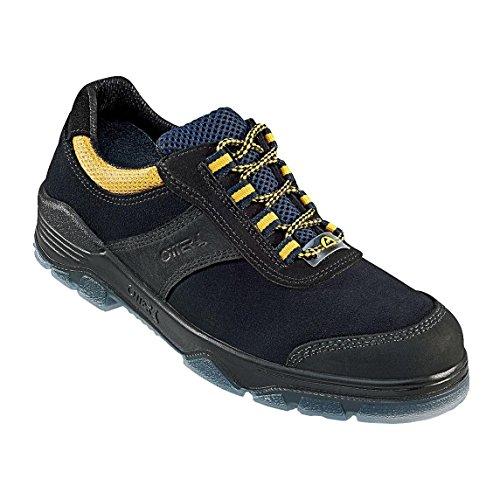 98402 New 554 basse Otter Noir Chaussure de 40 S2 Taille travail Basic Comfort 40 jaune 1dtx4qp4