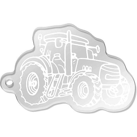 Azeeda Tractor de Granja Llavero Grande (AK00043836 ...