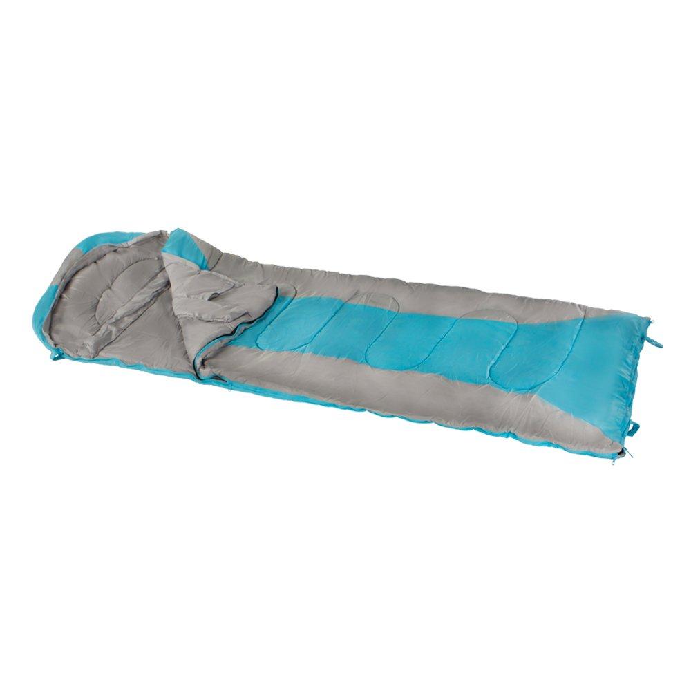 Aktive - Saco de dormir momia, 210 x 75 cm, 300 GSM, 0