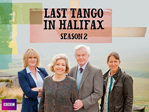 last tango in halifax catch up bbc 1 watch all episodes from last tango in halifax on demand series 4 episode 2 during the big pre christmas shop