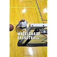 Wheelchair Basketball (Journal / Notebook)