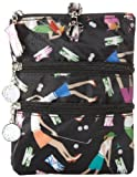 Sydney Love Lady Golf Clip On Accessory Pouch Wallet,Multi,One Size