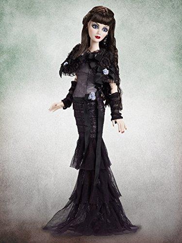 Evangeline Ghastly Wilde Imagination Midnight Lace Roses