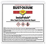 RustOleum 288391 Tile Red InstaPatch Concrete Saver, 16 oz. Kit Box Containing 2 Plastic Bottles (Pack of 4)